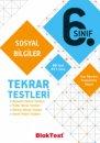 6.Sınıf Sosyal Bilgiler Tekrar Testleri Bloktest Yayınları