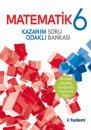 6.Sınıf Matematik Kazanım Odaklı Soru Bankası Tudem Yayınları