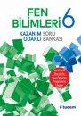 6. Sınıf Fen Bilimleri Kazanım Odaklı Soru Bankası Tudem Yayınları