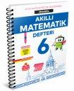 6. Sınıf Akıllı Matematik Defteri Matemito Arı Yayınları