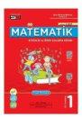 1. Sınıf Matematik Etkinlik ve Ödev Çalışma Kitabı SBM Soru Bankası Merkezi Yayınları