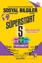 5. Sınıf Sosyal Bilgiler Süperstart Soru Bankası Startfen Yayınları