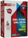 2020 KPSS Genel Yetenek Genel Kültür Tamamı Çözümlü Modüler Soru Bankası Seti 5 Kitap Pegem Yayınları