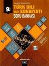 9.Sınıf Anadolu Lisesi Türk Dili ve Edebiyatı Soru Bankası Çap Yayınları