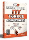 2021 TYT Türkçe Soru Bankası Kadir Gümüş Benim Hocam Yayınları