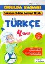 4.Sınıf Türkçe Kazanım Odaklı Çalışma Kitabım Doğan Akademi