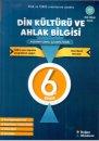6.Sınıf Din Kültürü ve Ahlak Bilgisi Kazanım Odaklı Çalışma Kitabı Doğan Akademi