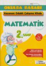 2. Sınıf Matematik Kazanım Odaklı Çalışma Kitabı Doğan Akademi