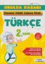 2.Sınıf Türkçe Kazanım Odaklı Çalışma Kitabı Doğan Akademi