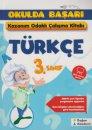 3. Sınıf Türkçe Kazanım Odaklı Çalışma Kitabı Doğan Akademi