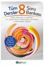8.Sınıf LGS Tüm Dersler Soru Bankası Bilgi Küpü Yayınları