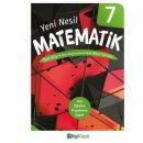 7. Sınıf Matematik Yeni Nesil Kitap Bilgi Küpü Yayınları
