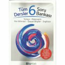 6. Sınıf Tüm Dersler Soru Bankası Bilgi Küpü Yayınları