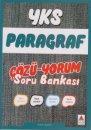 YKS Paragraf Çözü Yorum Soru Bankası Delta Kültür Yayınları