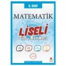 9.Sınıf Matematik Liseli Soru Bankası Delta Kültür Yayınları