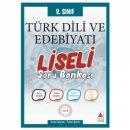 9.Sınıf Türk Dili ve Edebiyatı Liseli Soru Bankası Delta Kültür Yayınları