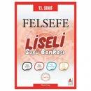 11.Sınıf Felsefe Liseli Soru Bankası Delta Kültür Yayınları