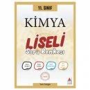 11.Sınıf Kimya Liseli Soru Bankası Delta Kültür Yayınları