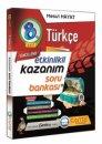8. Sınıf LGS Türkçe Etkinlikli Kazanım Soru Bankası Çanta Yayınları