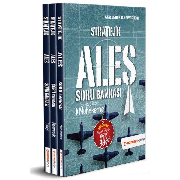 2020 Stratejik ALES Soru Bankası Uzman Kariyer Yayınları