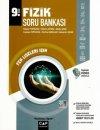 9.Sınıf Fen Lisesi Fizik Soru Bankası Çap Yayınları