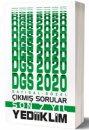 2020 DGS Sayısal Sözel Bölüm Son 7 Yıl Çıkmış Sorular Yediiklim Yayınları