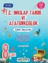 8. Sınıf LGS  T.Cİnkılap Tarihi Ve Atatürkçülük Konu Anlatımı Okyanus Yayınları