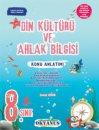 8. Sınıf LGS  Din Kültürü Ve Ahlak Bilgisi Konu Anlatımı Okyanus Yayınları