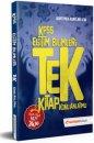 2020 KPSS Eğitim Bilimleri Tek Kitap Konu Anlatımlı Uzman Kariyer Yayınları