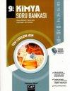 9.Sınıf Fen Lisesi Kimya Soru Bankası Çap Yayınları
