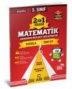 5. Sınıf İkisi Bir Arada Matematik Arı Yayınları