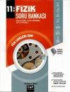 11. Sınıf Fen Lisesi Fizik Soru Bankası Çap Yayınları