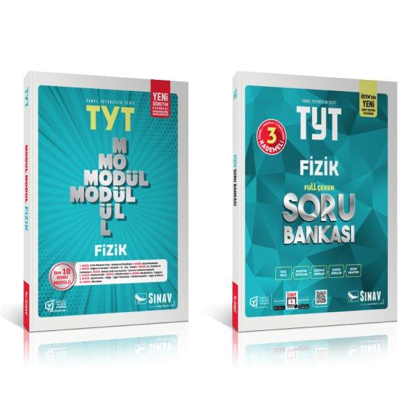 TYT Fizik Konu Soru Kazandıran Set Sınav Yayınları