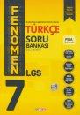 7. Sınıf Türkçe Fenomen Soru Bankası Gama Yayınları
