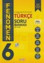 6. Sınıf Türkçe Fenomen Soru Bankası Gama Yayınları