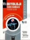 11. Sınıf Biyoloji Fen Lisesi Soru Bankası Çap Yayınları