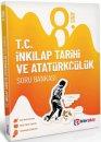 8. Sınıf T.C. İnkılap Tarihi ve Atatürkçülük Soru Bankası Lider Plus Yayınları
