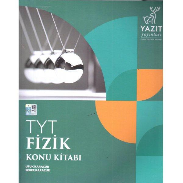TYT Fizik Konu Kitabı Yazıt Yayınları