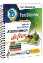 8. Sınıf LGS Fen Bilimleri Kazandıran Defter Çanta Yayınları