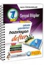 7. Sınıf Sosyal Bilgiler Hazırlayan Defter Çanta Yayınları