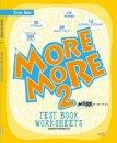 2. Sınıf More More Worksheets Test Book Kurmay ELT Yayınları