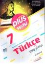7. Sınıf Türkçe Plus Serisi Soru Kitabı Palme Yayınları