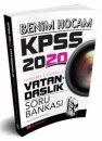 2020 KPSS Vatandaşlık Tamamı Çözümlü Soru Bankası Esra Özkan Karaoğlu Benim Hocam Yayınları