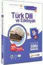 9. Sınıf Türk Dili ve Edebiyatı Konu Özetli Soru Bankası Hiper Zeka Yayınları