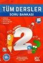 2. Sınıf Tüm Dersler Soru Bankası İlk Önce Yayıncılık