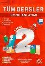 2. Sınıf Tüm Dersler Konu Anlatımı İlk Önce Yayıncılık