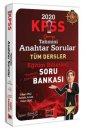 2020 KPSS Eğitim Bilimleri Tahmini Anahtar Sorular Tamamı Çözümlü Soru Bankası Yargı Yayınları