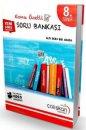 8. Sınıf LGS Tüm Dersler Konu Özetli Soru Bankası Çalışkan Yayınları