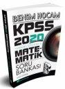 2020 KPSS Matematik Tamamı Çözümlü Soru Bankası İlyas Güneş Benim Hocam Yayınları