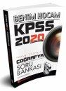 2020 KPSS Coğrafya Tamamı Çözümlü Soru Bankası Bayram Meral Benim Hocam Yayınları